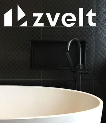Niches de salle de bain Zvelt